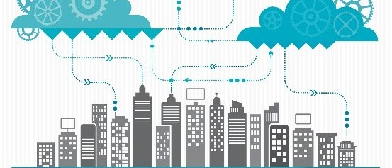 city cloud graphic