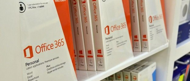 shelf office 365
