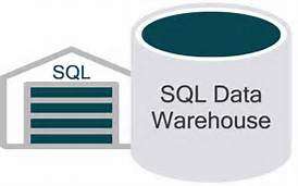 sql and data warehouse graphic