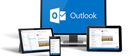 outlook across devices