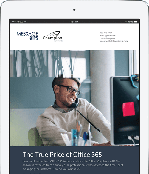 office 365 pricing plans