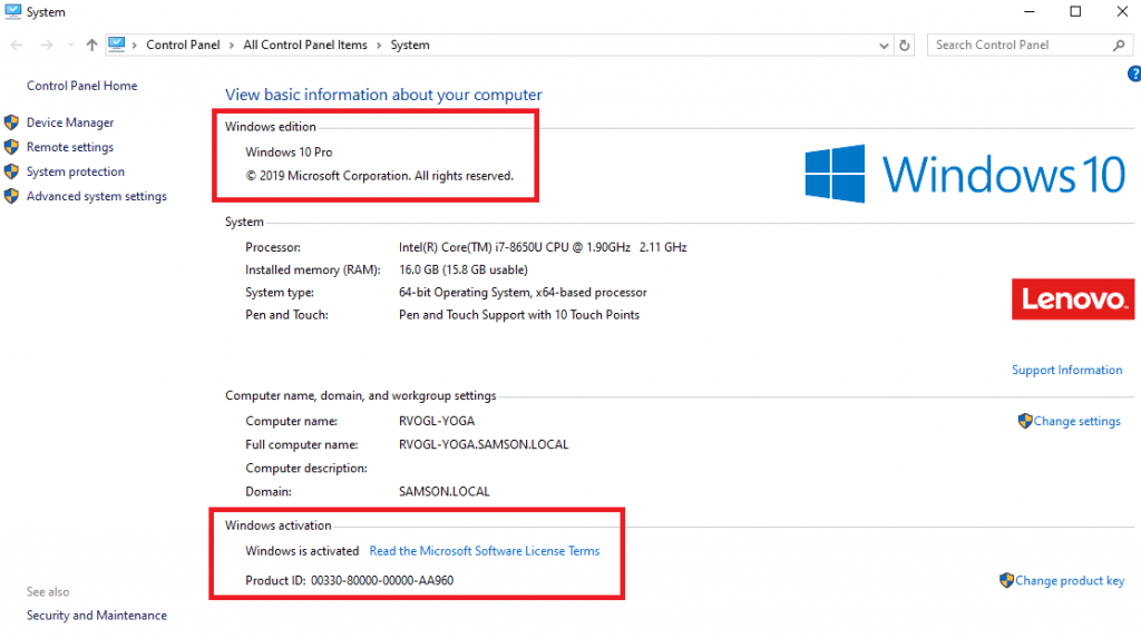 How to Activate Windows 10 Enterprise E3