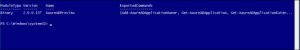 connect to azure ad powershell - step 2