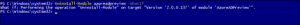 connect to azure ad powershell - step 6