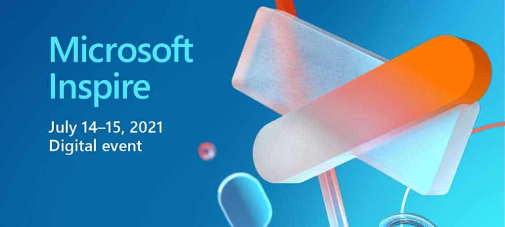 Top Announcements from Microsoft Inspire 2021 graphic